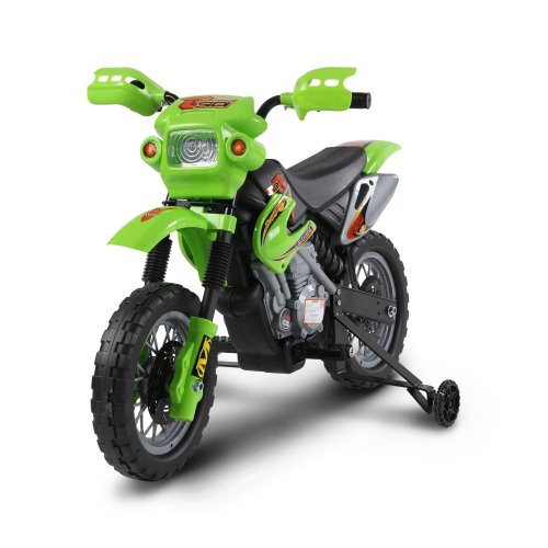 Homcom Kids' Electric 6V Motocross Motorbike