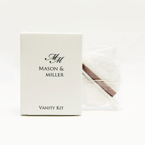 MASON & MILLER VANITY KIT X10