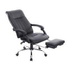 Homcom High Back Office Chair Swivel Reclining  Adjustable