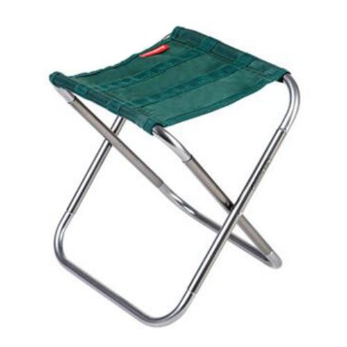 Portable Folding Chair Stool Camping Chairs Fishing Travel Paint Outdoor, Green