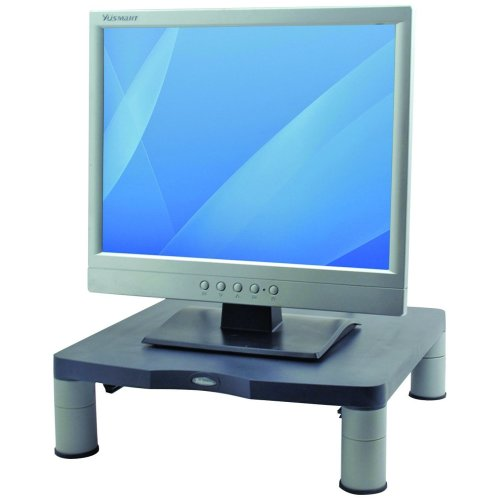Fellowes Standard Monitor Riser - Graphite