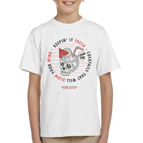 Divide & Conquer Supreme Cocktails Kid's T-Shirt