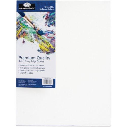 "essentials(TM) Premium Gallery Style Deep Edge Canvas-12""X16"""