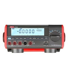 UNI-T 7730009 UT800 Series Bench top Digital Multimeter, Red/Grey