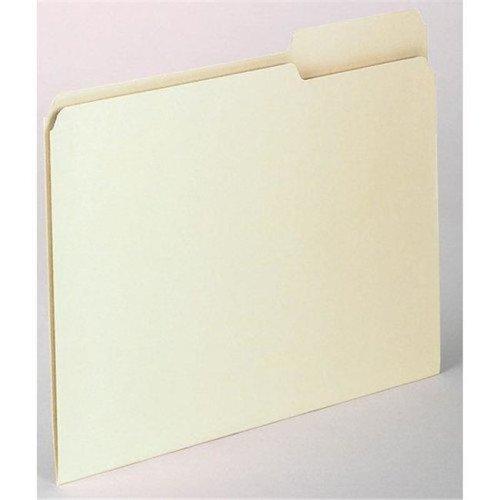 Pendaflex D40482 48 Count 1-3 CUT Manila File Folder, Pack Of 6