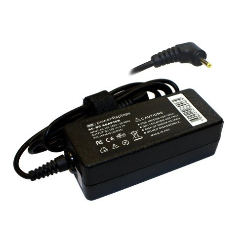Asus Eee Pc 1101HAB Compatible Laptop Power AC Adapter Charger