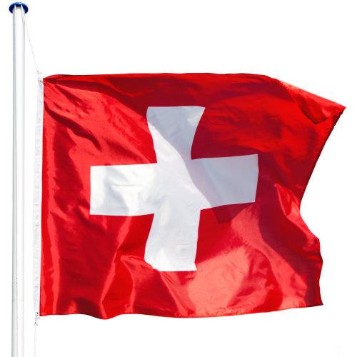 Flagpole aluminium Switzerland