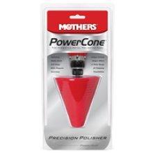 Powercone Car Polishing Tool - Mothers Power Cone Metal - Mothers Power Cone Metal Polishing Tool