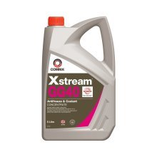 Xstream GG40 Antifreeze & Coolant - Concentrated - 5 Litre