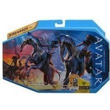 James Cameron's Avatar Movie Creature Toy Figure Direhorse