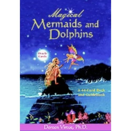Magical Mermaids And Dolphin Oracle Cards