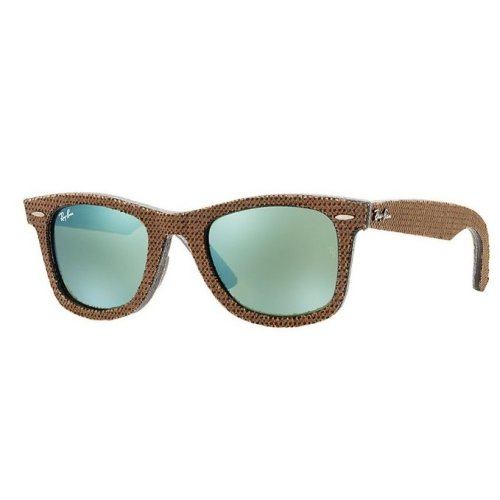 Ray-Ban Original Wayfarer Denim Sunglasses - RB2140-11912X-50
