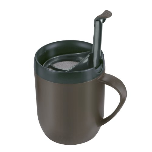 Zyliss Hot Mug Cafetiere, Grey