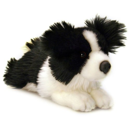 Keel Jessie Border Collie Dog Soft Toy 25cm