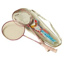 2 Mini Badminton Rackets for Kids Sport Accessories for Child