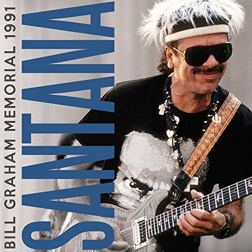 Santana - Bill Graham Memorial 1991 [CD]