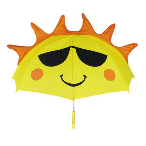 Childrens  Rainy Day Umbrella/?0-7years)Bright colors Kids Umbrella,Sunglasses