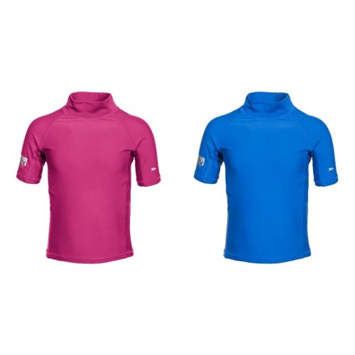 Trespass Childrens/Kids Crew Rash Guard Top