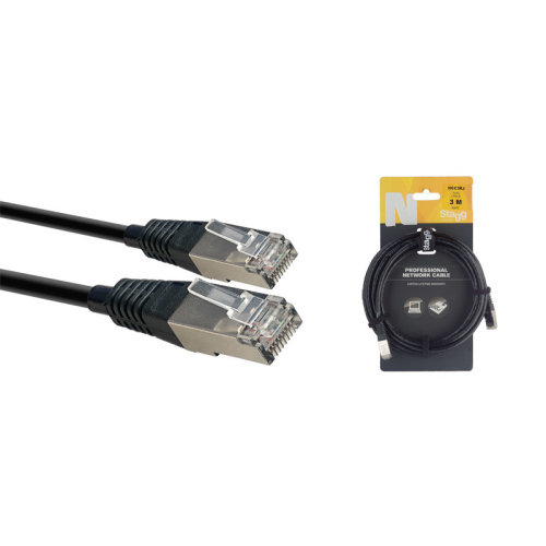 Stagg NCC3RJ 3m/10ft RJ45-CAT6 SFTP Cable