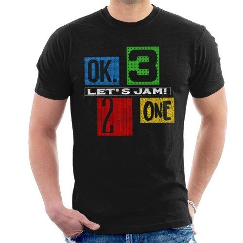 Lets Jam Cowboy Bebop Men's T-Shirt