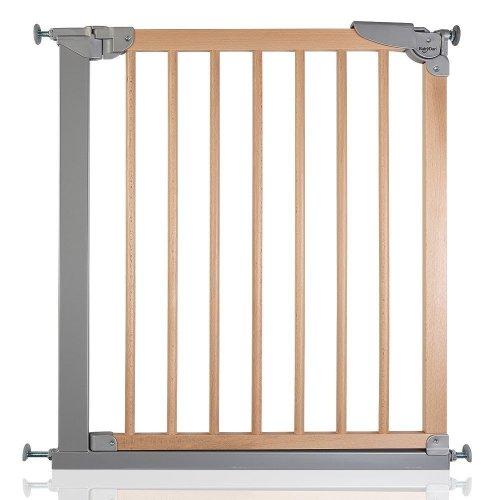 Safetots Wide Walkthrough Wooden Gate 69.1cm-75.8cm