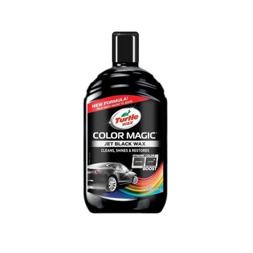 Color Magic Plus - Jet Black - 500ml