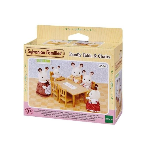 Family Table Chairs