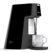 Breville HotCup Hot Water Dispenser Kettle Rapid Boil 1.7 Litre - VKT124, Black