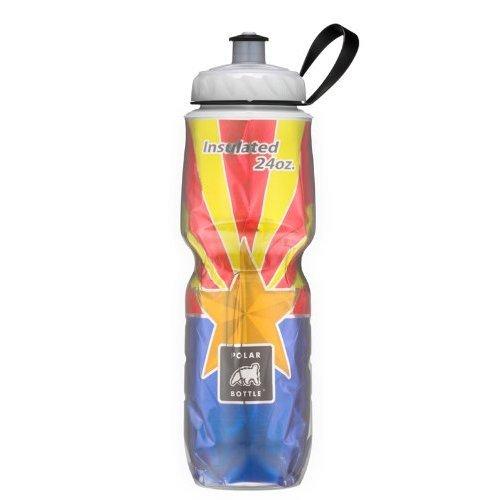 Polar Bottle Insulated Water Bottle 24 Ounce Arizona