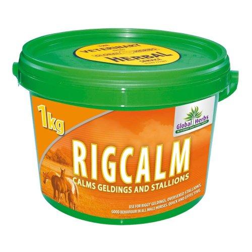 Global Herbs Rig Calm Horse Supplement Powder