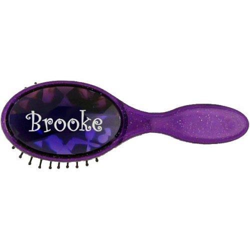 Brooke Bejewelled Hairbrush