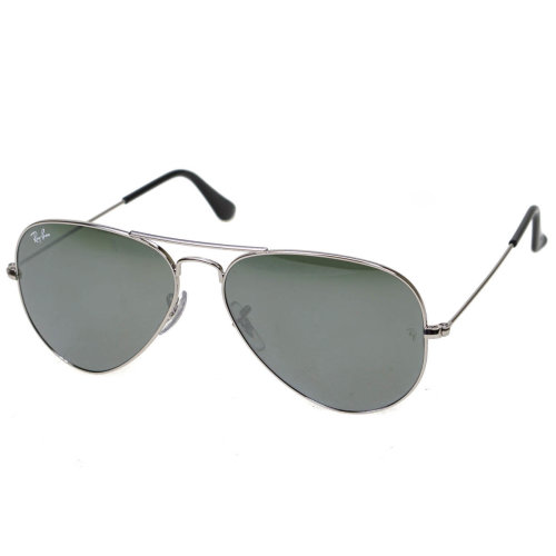 Ray-Ban Silver Sunglasses RB3025 W3275