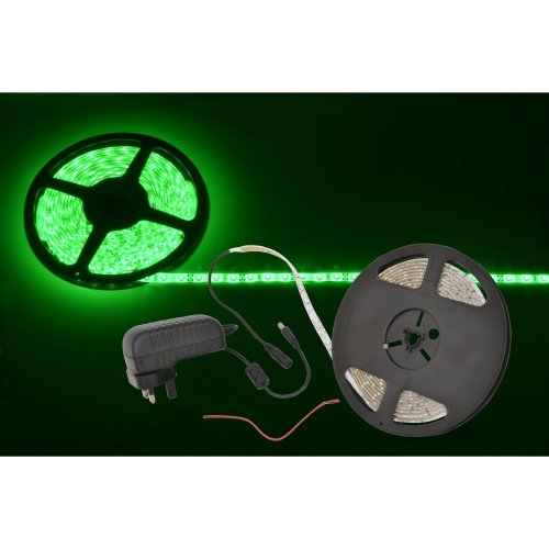 5m DIY LED tape kit - single colour IP65