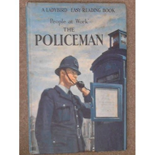 The Policeman (Easy Reading Books)