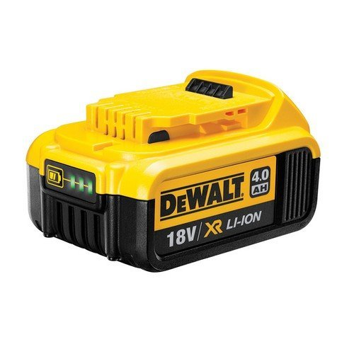 DeWalt DCB182 18 Volt 4.0Ah XR Battery Li-ion