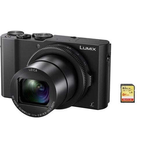 PANASONIC DMC-LX10 + 64GB SD card