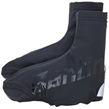 Santini Sp 577 Aero Waterproof Overshoes - Black, Medium - Black Wall -  santini aero waterproof overshoes black wall sp 577 medium
