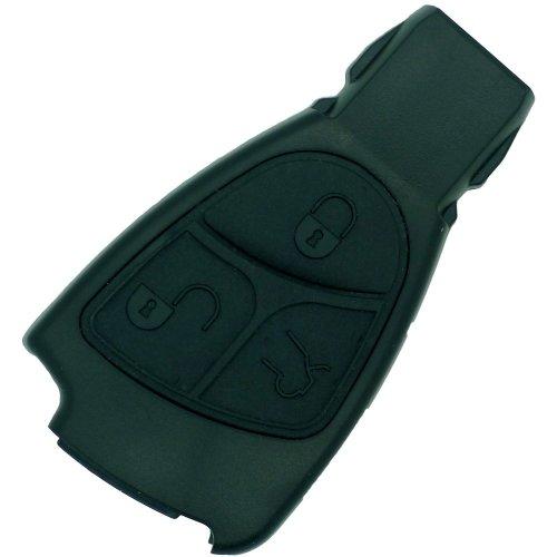 Fits Mercedes Benz Remote Key Fob 3 Button A C E S Class case repair
