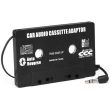 Digiflex Car Cassette Player Adaptor | Car Tape Deck Adaptor