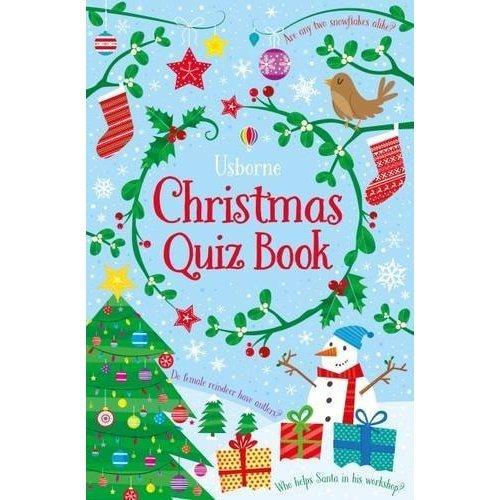 Christmas Quiz Book (Quiz Books)