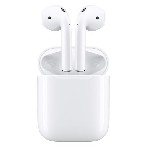 96d9f4f4d34 2017 Apple AirPods With Charging Case | Wireless Bluetooth Earbuds on OnBuy