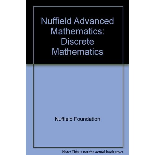 Nuffield Advanced Mathematics: Discrete Mathematics