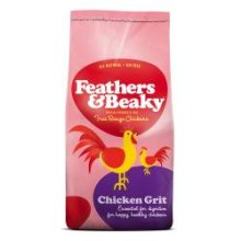 Feathers & Beaky Grit, 5kg