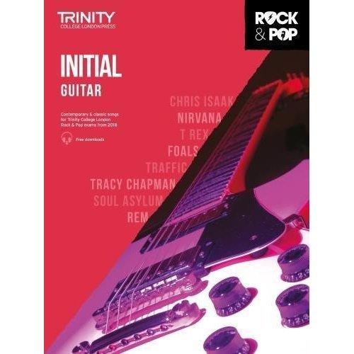 Trinity Rock & Pop 2018 Guitar Initial