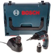 Bosch Professional GTB 12V-11 Cordless Drywall Screwdriver with Two 12 V 2.5 Ah Lithium-Ion Batteries - L-Boxx