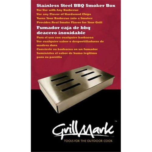 Grill Mark 00185A BBQ Smoker Box