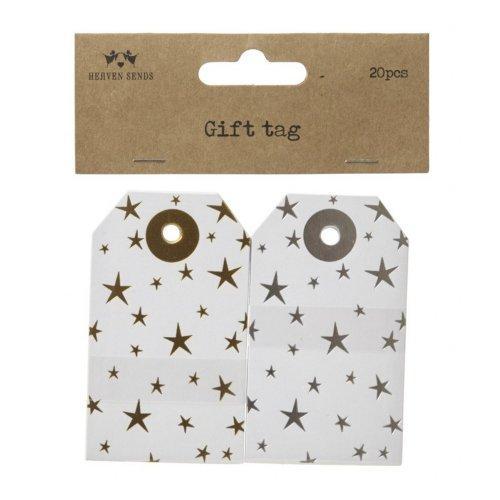 Star Gift Tag Set