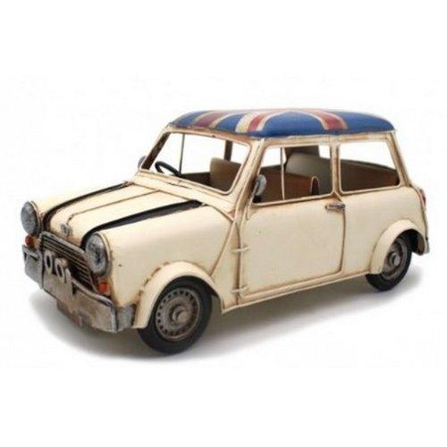 Vintage Rally Car Collectible
