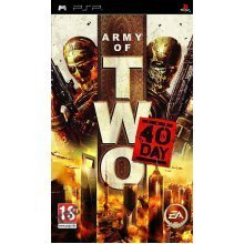 Army of Two The 40th Day Sony PSP Game