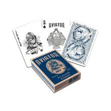 Aviator Heritage Deck , Playing Cards by Bicycle . 1 Deck